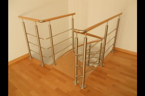 Planchers - escaliers - gardes corps